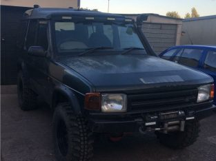 No MOT Land Rover discovery 300tdi 3door (swap,PX)