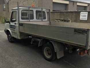 Soild Ldv transit truck