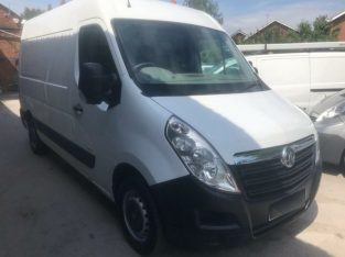 For sale Vauxhall Movano 2.3CDTI 16v ( 100ps ) ( Euro V ) L2H2 Med Roof Van MWB 3500