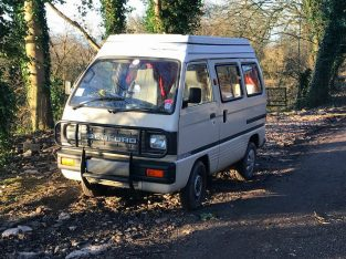 Good condition Bedford Rascal Danbury, much loved, starts first time, MOT October