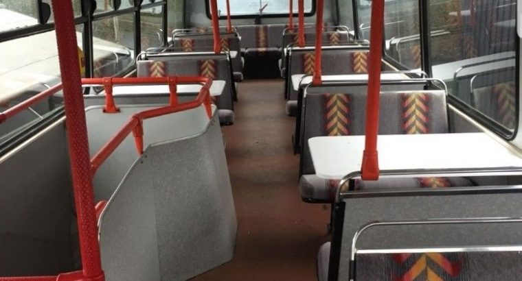 REDUCED COST Red Double Decker Bus – Catering/Party Bus/Events/Bar/RV