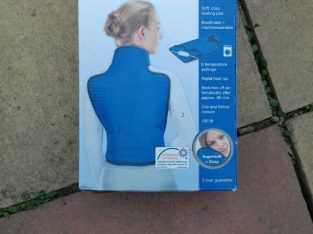 Heating pad Back and neck