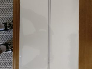 Brand new, in box and unopened – Apple iPad 128GB Wi-Fi (Silver)