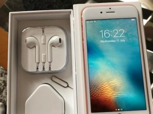 Immaculate condition iPhone 6s 16gb on O2