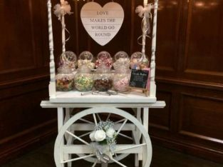 For sale Candy cart business