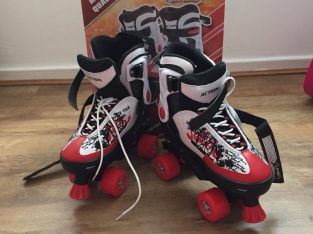 New Adjustable Quad Skates size 4-7