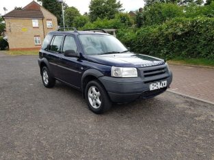 Land Rover Freelander 2001 TD4 Automatic Only Start Clutch Finish No Drive Gear Box Ok