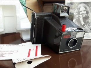 Unused Original Polaroid Camera still in box