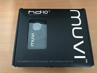 Handsfree Camcorder with Wireless Remote – Muvi HD 10