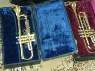 for sale brass instruments