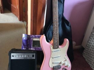 For sale Squier Electric Guitar