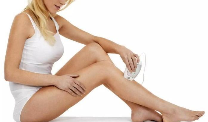 Super Fast Permanent Hair Removal HPL Device Silk'n GLIDE UNISEX 200,000 Pulses