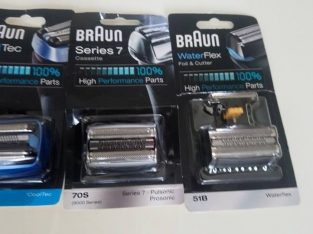 For sale Braun Series 7 Pulsonic Replacement Combi 70S Cassette