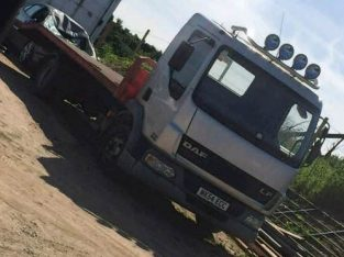 For breaking, parts Daf lf 45 150
