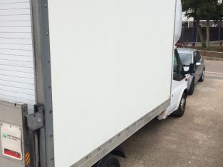 Good condition Ford Transit Luton 2010 with Tail Lift and extras