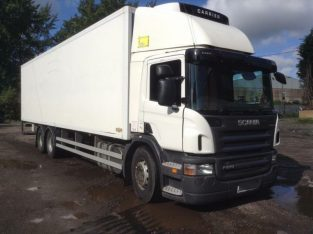 For sale Scania P-SRS D-CLASS