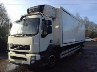 VERY GOOD CONDITION Volvo FL 240