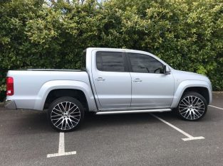 QUICK SALE VOLKSWAGEN AMAROK DC TDI HIGHLINE 4MOTION 2012