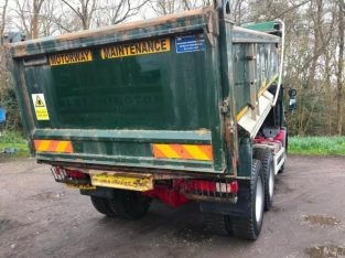 Volvo FE 320 6×4 Tipper Charlton Steel Body 2008