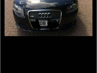 Swap Audi a3 for recovery truck