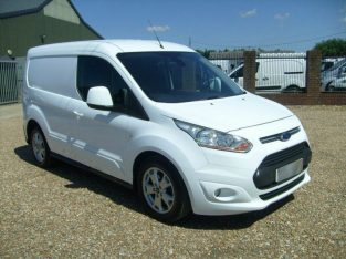 £8,490 Ford Transit Connect 1.6TDCi ( 115PS ) 200 L1 Limited