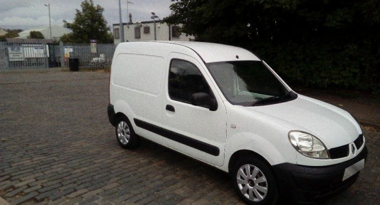 Great van Renault Kangoo