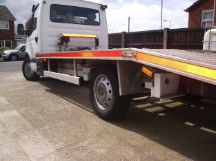 Recovery truck Movano