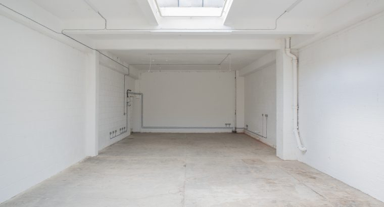 Creative Spaces/ Workspaces/ Shops/Warehouses Available