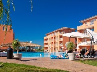 1BED HOLIDAY APARTMENT FOR SALE IN SUNNY BEACH RESORT, BULGARIA