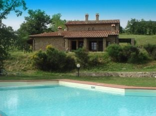 2 bedrooms Holiday home, Tuscany, Italy, 2 bathrooms, pool, rental income