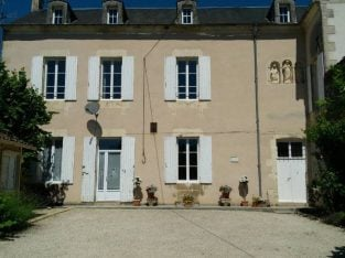 Comfortable, beautiful, spacious , character family home for sale in South West France