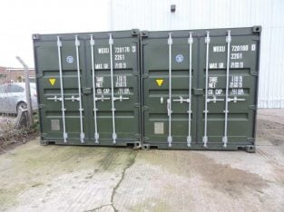 CONTAINERS 160ft² available for storage | Clacton-on-sea (CO15)