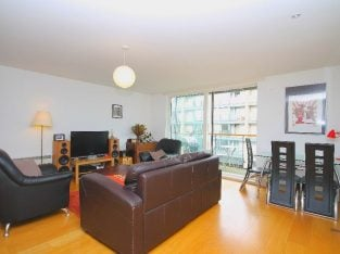 3 Double Bed/Two Bath Flat With Balcony On Regents Canal, Close to Haggerston Station