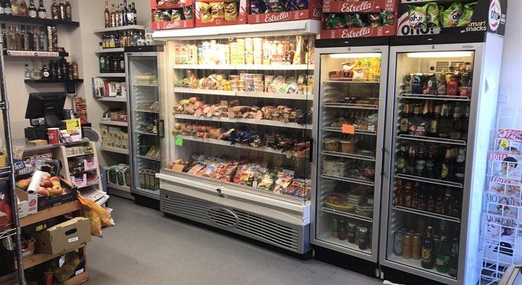 Well Established Eastern European Grocery Shop
