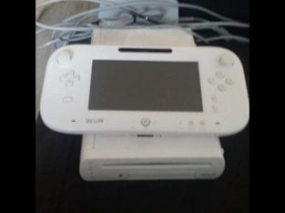 Full working condition Wii u bundle will separate