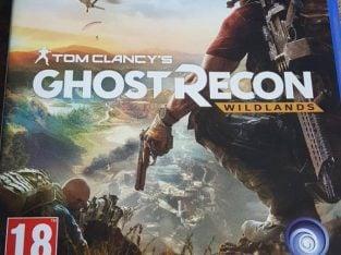 Tom Clancys Ghost Recon Wildlands PS4