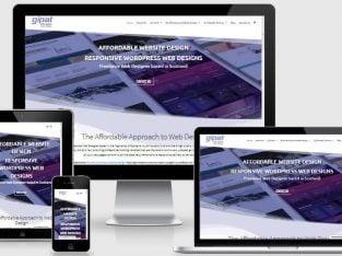 Website Design | Freelance Web Designer | WordPress