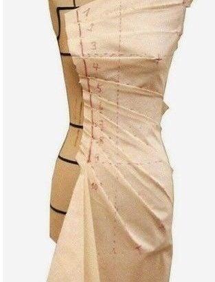 Pattern Cutter, Seamtress, Machinist, Gradding, Bespoke Bridal Wear – Glasgow Fashion Designer