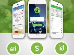 Copy and paste trades via an app on your smartphone, Top Forex Company – Forex Trading Course