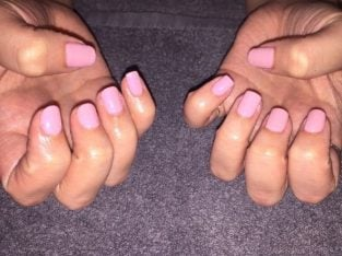 DISCOUNTS CND Shellac & Waxing Therapist