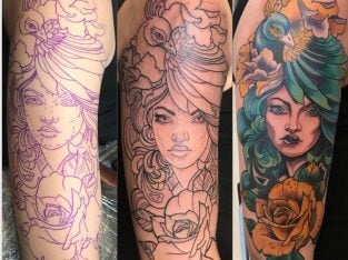 Tattoo artist – Professional