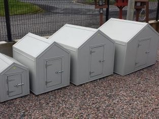 Great quaility Dog kennels and Hen arks and Galvanised dog pens runs