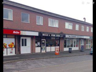 Five star Well Established Fish Bar & Chip Shop For Sale