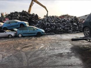 SCRAP CARS AND VANS TOP PRICES PAID