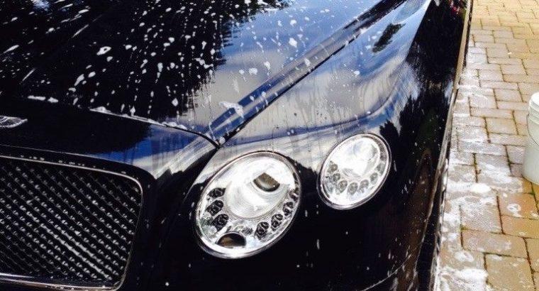 WEST MIDLANDS MOBILE CAR VALETING