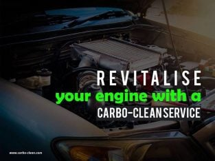DISCOUNT Engine cleaning service