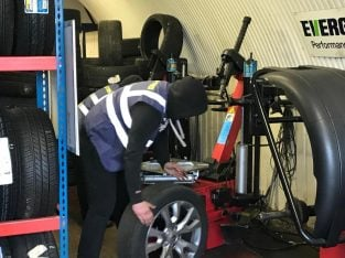 Wanted Tyre fitter