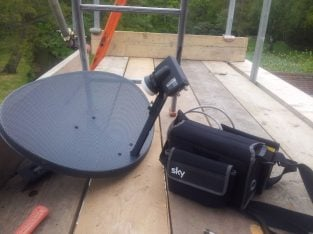 Professional Accredited Independent Sky HD TV Engineers & Sky Q Installers Repairs