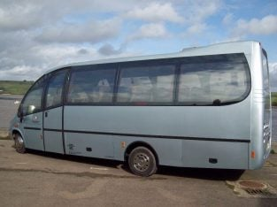 Saltash, Plymouth, Executive Travel with Cottons Coaches