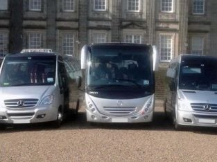 BARGAIN & CHEAP PRICES Minibus & Coach Hire with driver London & NATIONWIDE